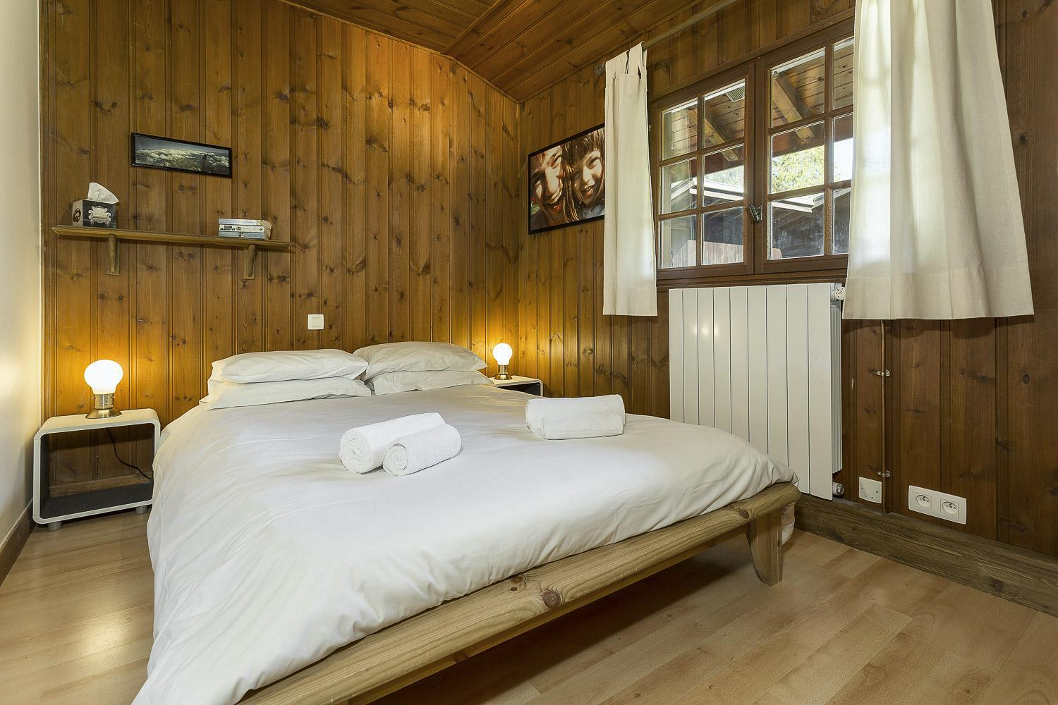 CHALET ANMA, LES HOUCHES