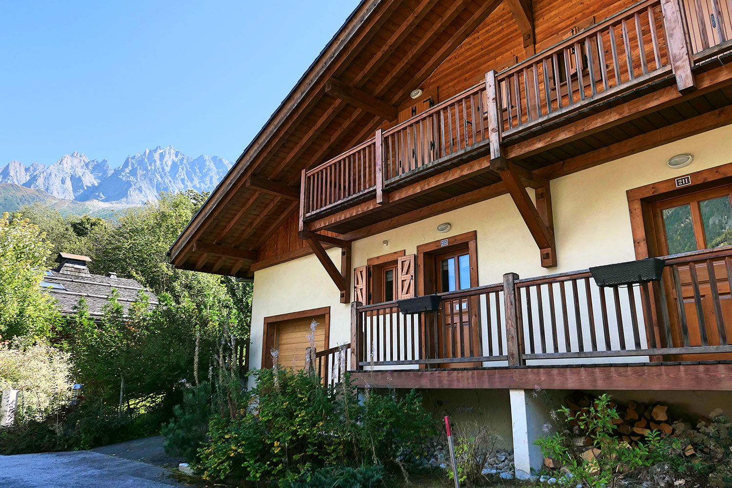 CHALET GIAN PIERE