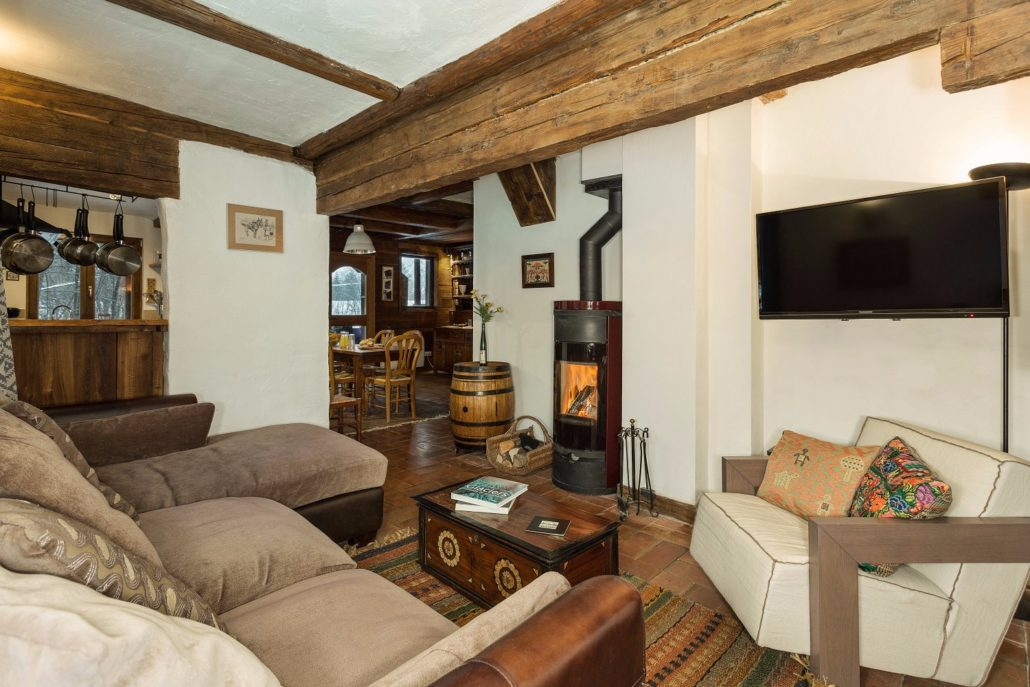 CHALET HERON, LES HOUCHES
