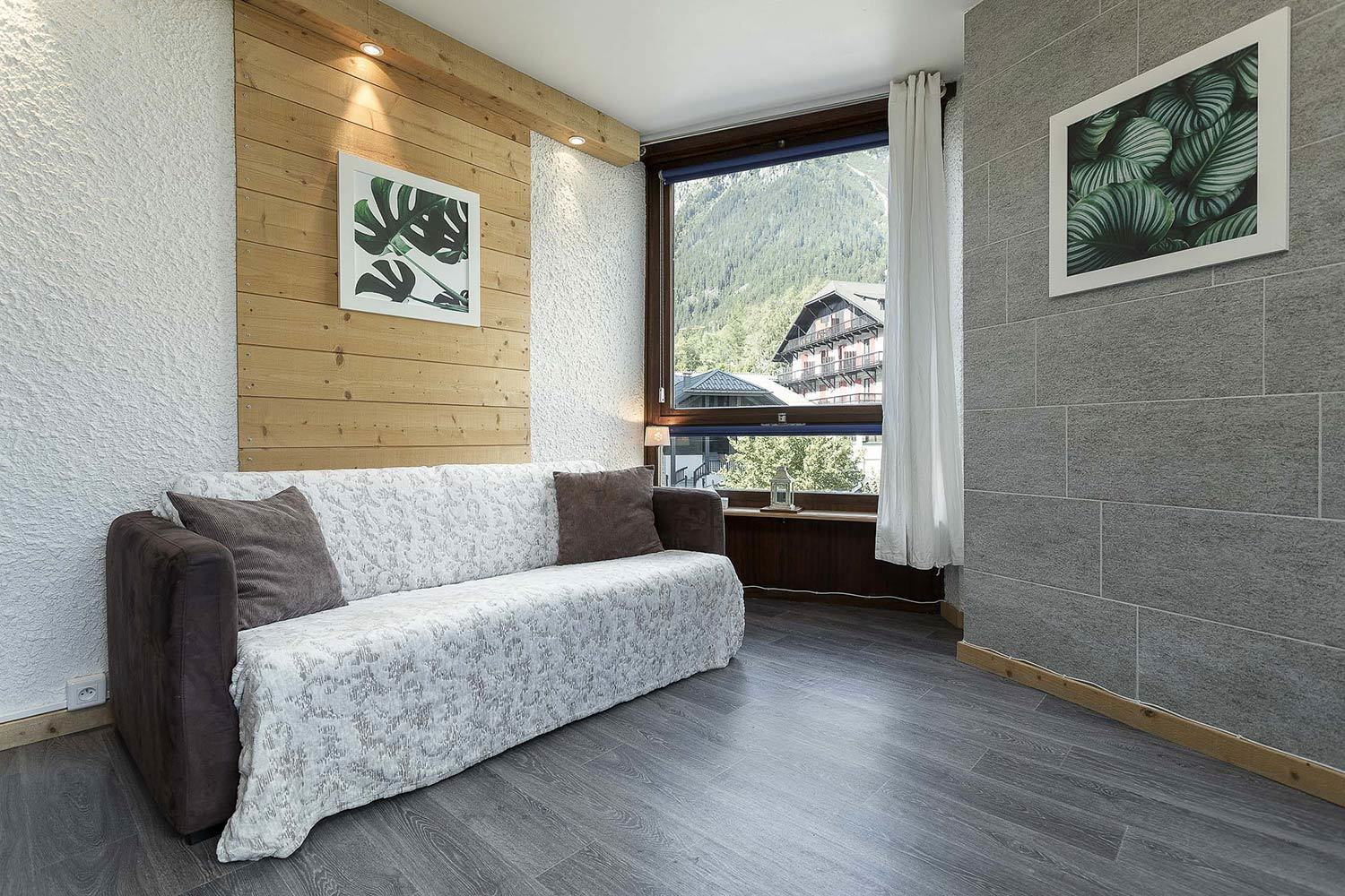 APARTMENT GRAND BEAUSITE - CENTRAL CHAMONIX