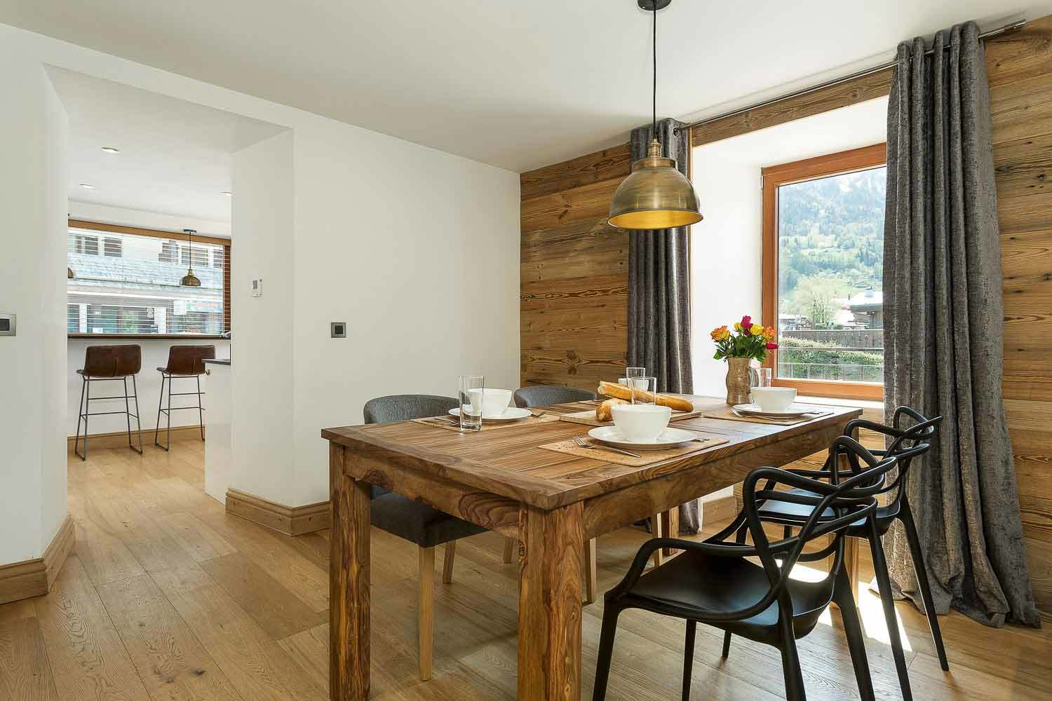 APARTMENT GRANDS MULETS - LES HOUCHES