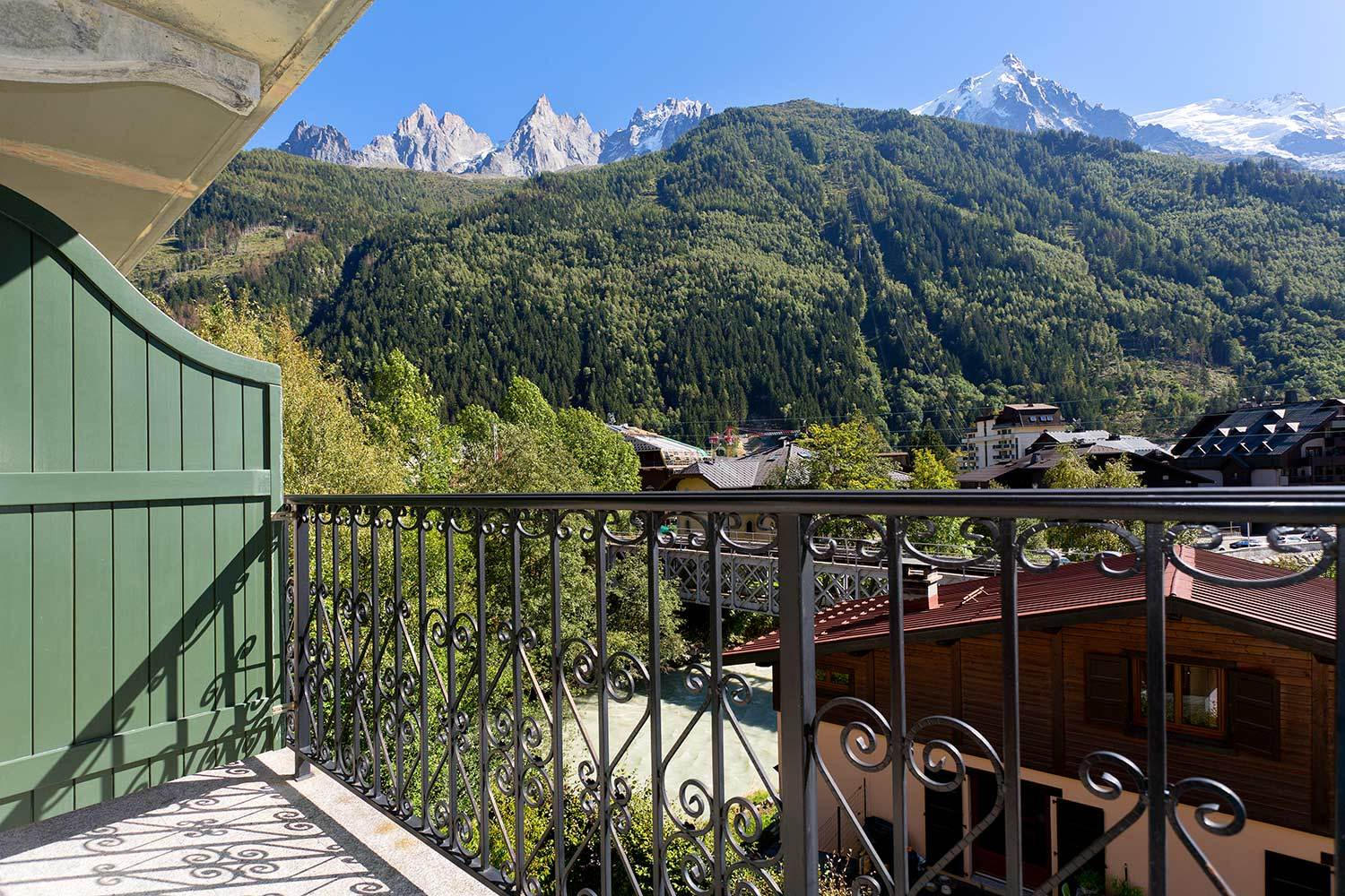 APARTMENT GUILLEMARD - CENTRAL CHAMONIX