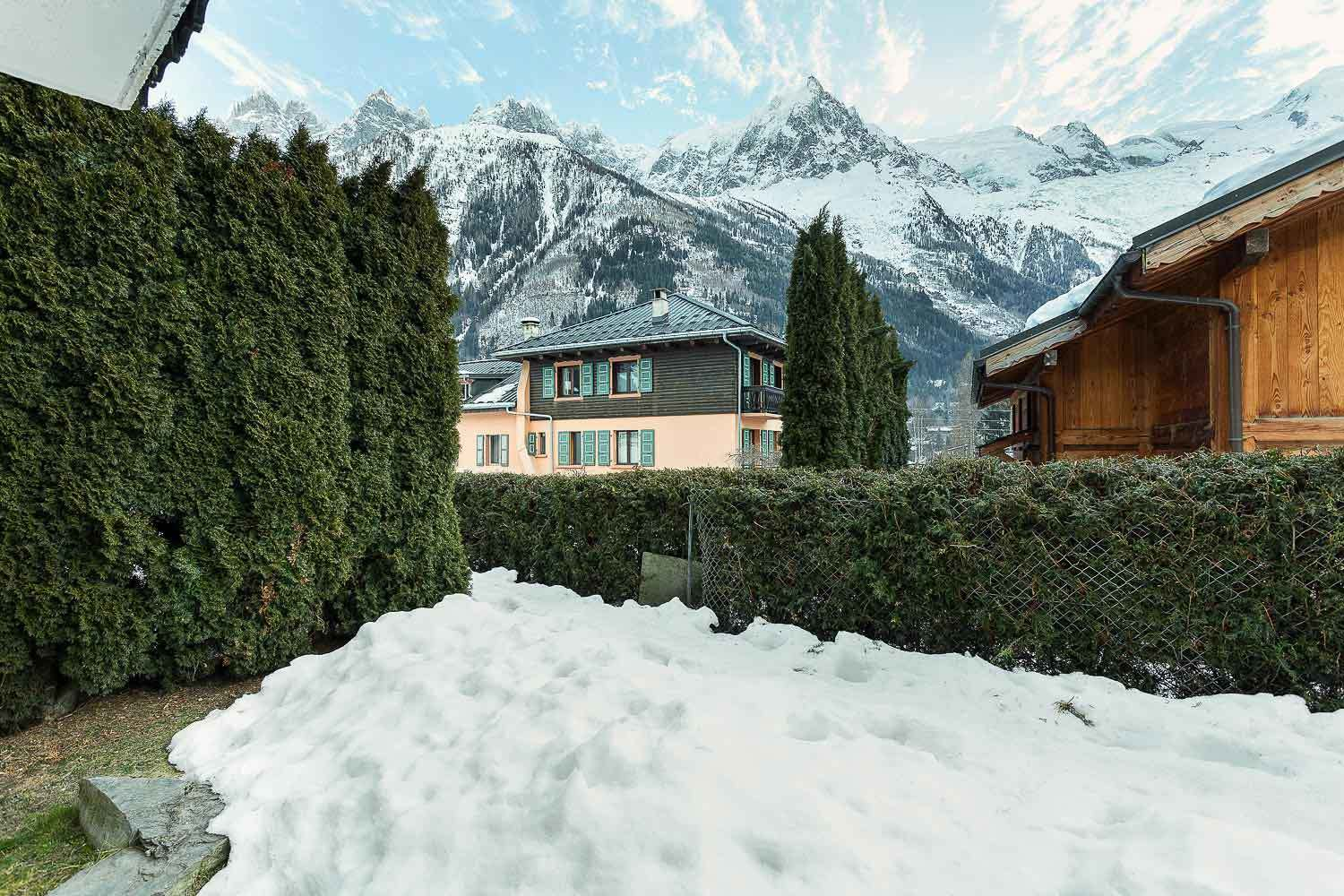 STUDIO PECLES - CENTRAL CHAMONIX