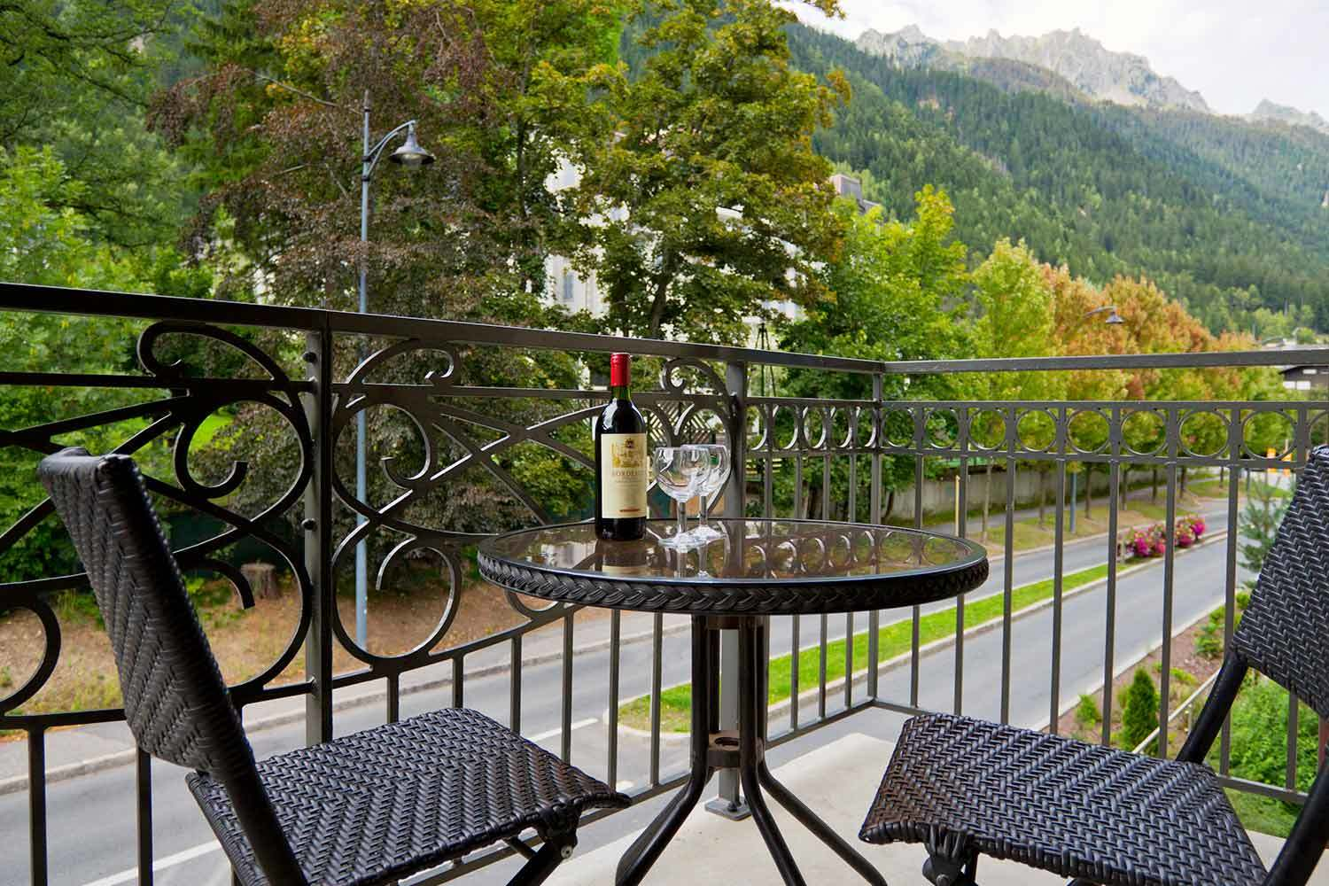 APARTMENT STADDON - CENTRAL CHAMONIX